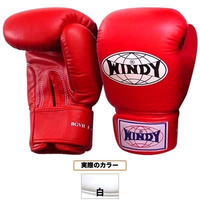 WINDY ウィンディ トレーニンググローブ/ペア BGVH 8oz 白|nts