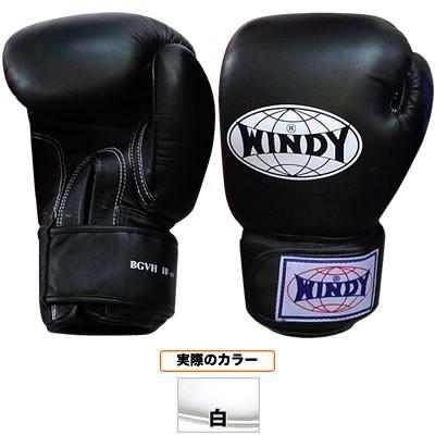 WINDY ウィンディ トレーニンググローブ/ペア BGVH 10oz 白|nts