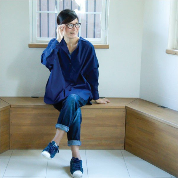 スキッパーカラーシャツ  スキッパーカラー シンプル ベーシック 大人ナチュラル 30代 40代  春 春トップス|ntsen|15