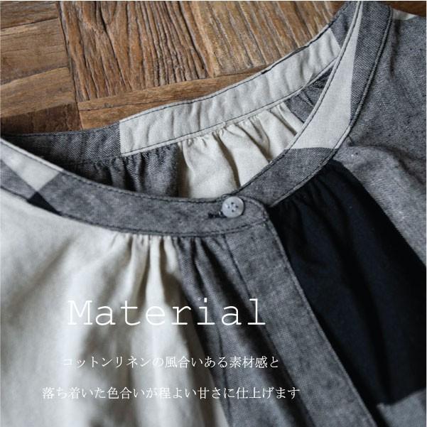 ワンピース  ナチュラル服 30代 40代 ゆったり 大きめサイズ カジュアル|ntsen|11