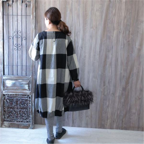 ワンピース  ナチュラル服 30代 40代 ゆったり 大きめサイズ カジュアル|ntsen|04