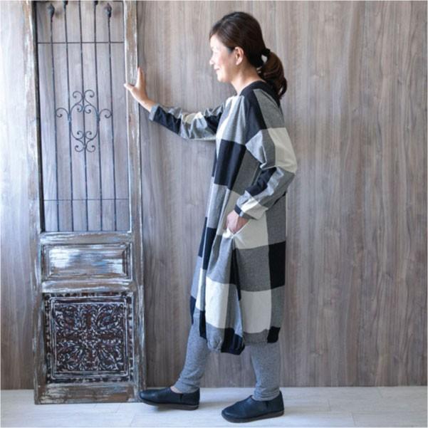 ワンピース  ナチュラル服 30代 40代 ゆったり 大きめサイズ カジュアル|ntsen|09