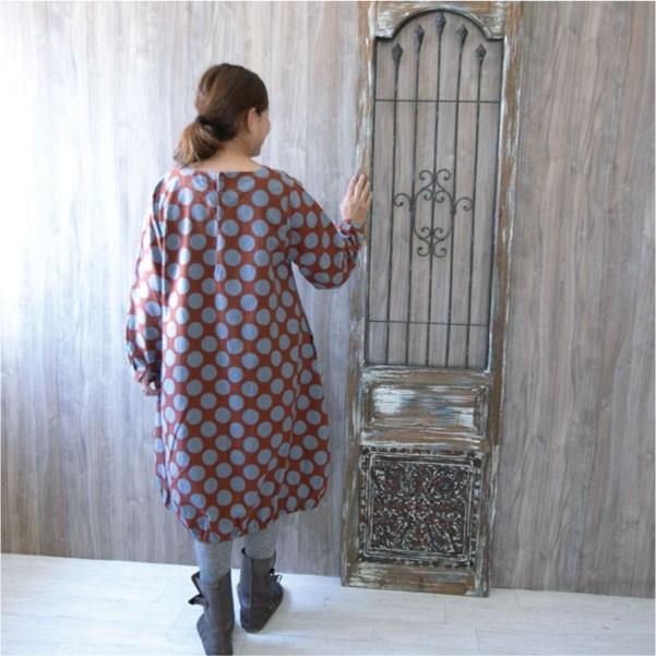 ワンピース  ナチュラル服 30代 40代 ゆったり 大きめサイズ カジュアル ntsen 10