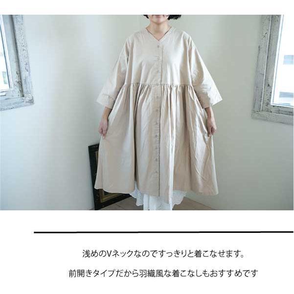 ワンピース   7分袖 レディ―ス ベーシック ナチュラル服 カジュアル|ntsen|13