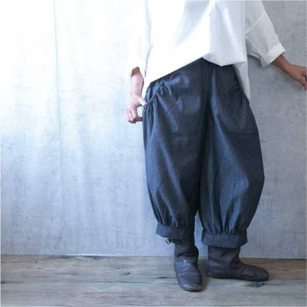 パンツ  ナチュラル服 30代 40代 ゆったり 大きめサイズ カジュアル  秋 秋ボトムス|ntsen|09