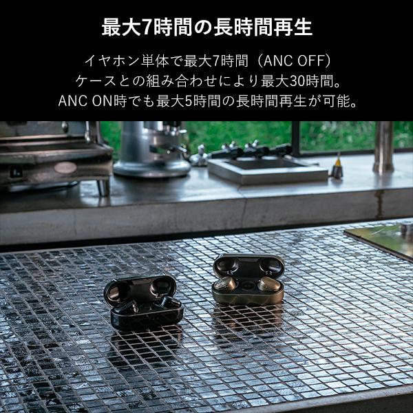 NUARL N10 Plus ノイズキャンセリング 完全 ワイヤレス イヤホン マルチポイント aptX Adaptive ゲーミングモード 連続7時間 専用アプリ(ピアノブラック) nuarl 05