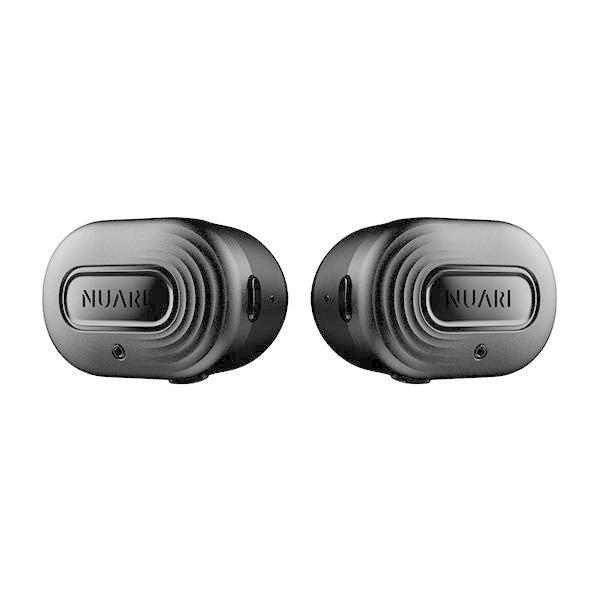 NUARL N10 Pro ノイズキャンセリング 完全ワイヤレスイヤホン 専用アプリ aptX対応 IPX4耐水 連続7h再生(*2021年生産品) 延長保証+6ヶ月付|nuarl|02