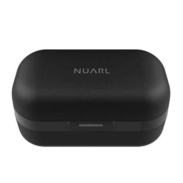 NUARL N6用充電ケース(ブラック)|nuarl