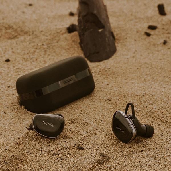 NUARL N6 Bluetooth5/aptX対応/IPX4耐水/連続11h再生/完全ワイヤレスイヤホン(グロスブラック) nuarl 03
