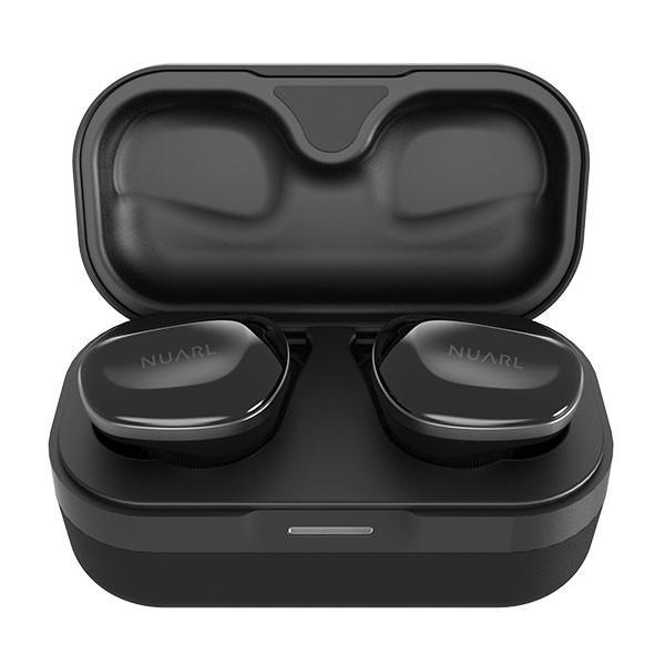 NUARL N6 Bluetooth5/aptX対応/IPX4耐水/連続11h再生/完全ワイヤレスイヤホン(グロスブラック) nuarl 04