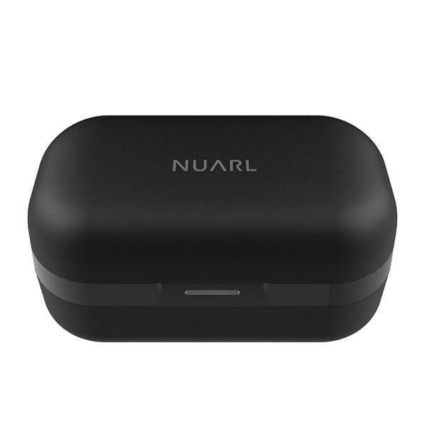 NUARL N6 Bluetooth5/aptX対応/IPX4耐水/連続11h再生/完全ワイヤレスイヤホン(シルバー) nuarl 05