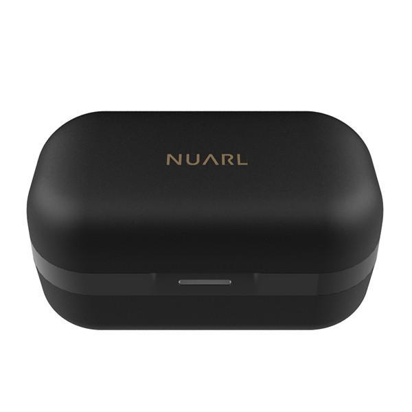 NUARL N6 Pro Bluetooth5/aptX対応/IPX4耐水/連続11h再生/完全ワイヤレスイヤホン(マットブラック) 延長保証+6ヶ月付 nuarl 05
