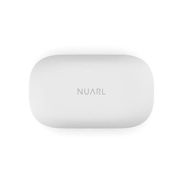 NUARL NT110シリーズ用充電ケース(ホワイト)|nuarl