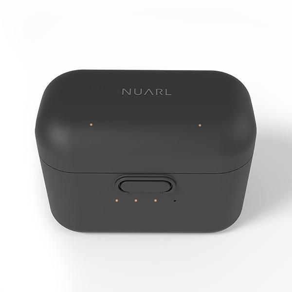 ワイヤレス イヤホン NUARL NT01AX 連続10時間再生 aptX対応 IPX4耐水 マイク付 Bluetooth5 左右独立形ステレオ nuarl 04
