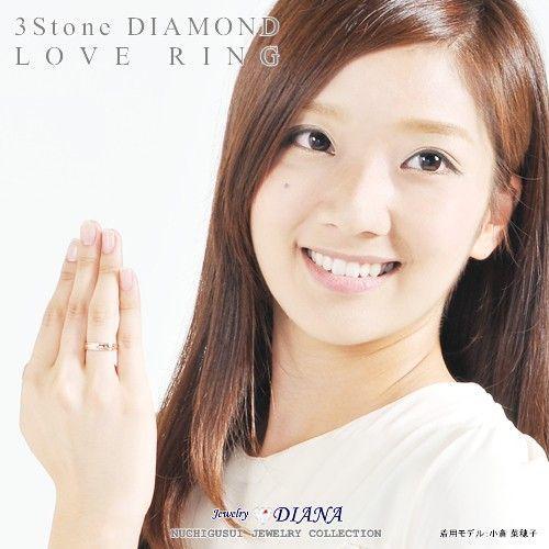 リング 指輪 レディース ダイヤモンド トリロジー リング シルバー ダイヤ 指輪 女性 人気 誕生日  プレゼント ギフト セール nuchigusui 04