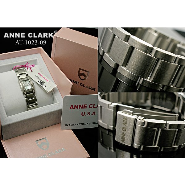 ANNE CLARK レディース腕時計/アンクラーク 人気 天然ダイヤ/腕時計/ANNE CLARK女性用腕時計/AM-1023 nuchigusui 05