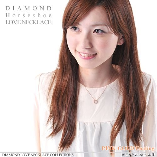 ネックレス レディース ダイヤモンド ホースシュー 馬蹄 ネックレス シルバー ダイヤ 女性 人気 誕生日 プレゼント ギフト セール nuchigusui 04