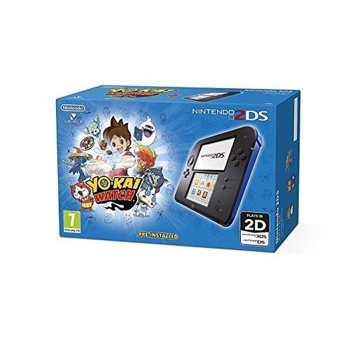 Nintendo 2DS 欧州版 本体 妖怪ウォッチ スペシャルエディション 海外版 欧州版 日本版ソフト動作不可
