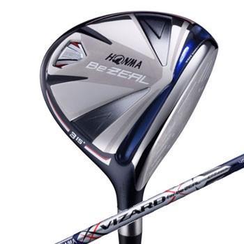 本間ゴルフ  Be ZEAL 535 FW フェアウェイウッド  VIZARD for Be ZEAL カーボンシャフト
