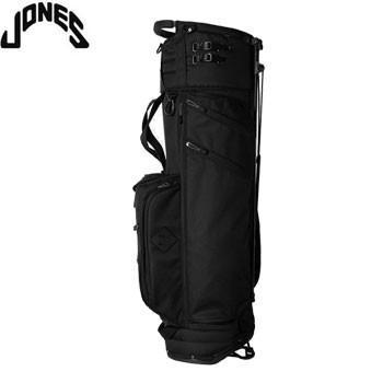 【驚きの値段で】 ジョーンズ  JONES UTILITY TROUPER BLACK スタンドバッグ, ファブリックプランナー 235e54e6