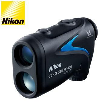 Nikon ニコン 2016 携帯型レーザー距離計 COOLSHOT 40i ゴルフ 高低差 クールショット