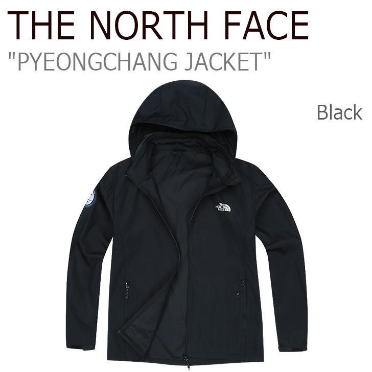 ノースフェイス アウター THE NORTH FACE メンズ PYEONGCHANG JACKET ピョンチャン ジャケット Black ブラック ODJ3LI00 ウェア