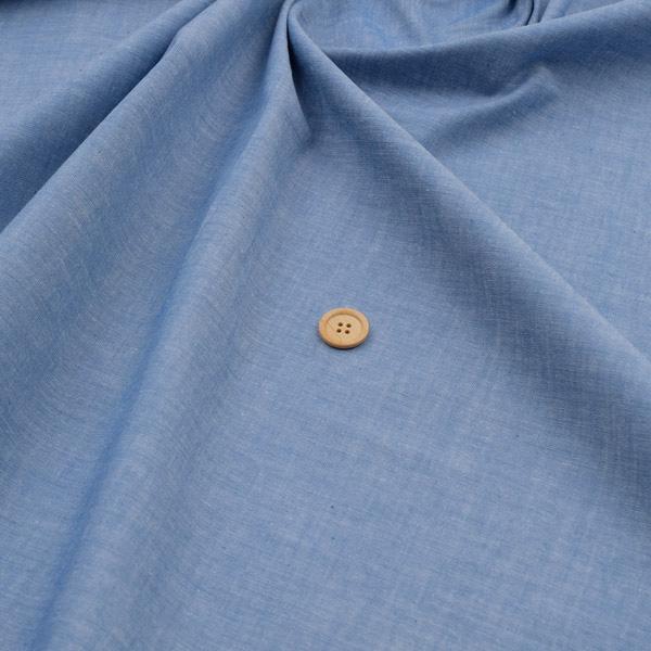 20Sダンガリー 20Sダンガリー生地≪ソフト加工≫ ( ハンドメイド バッグ シャツ ブラウス スカート ワンピース マスク ) 50cm単位|nuno1000netshop|04