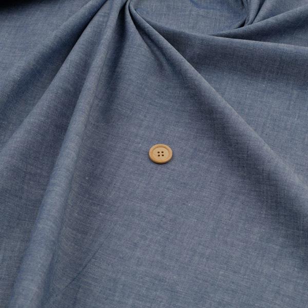20Sダンガリー 20Sダンガリー生地≪ソフト加工≫ ( ハンドメイド バッグ シャツ ブラウス スカート ワンピース マスク ) 50cm単位|nuno1000netshop|06