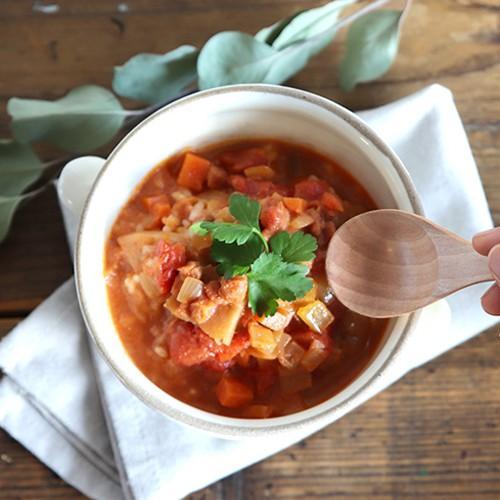 nutrth 和ゾット トマトと香味野菜のアメリケーヌ風 スープご飯 お粥×リゾット 無添加 レトルトスープ 210g|nutrth|02