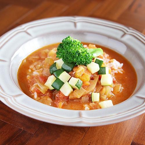 nutrth 和ゾット トマトと香味野菜のアメリケーヌ風 スープご飯 お粥×リゾット 無添加 レトルトスープ 210g|nutrth|04