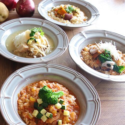 nutrth 和ゾット 全6種類セット スープご飯 お粥×リゾット 無添加|nutrth|08