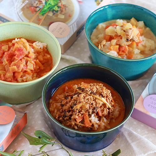nutrth 和ゾット (新)3種セット スープご飯 お粥×リゾット 無添加 nutrth 05