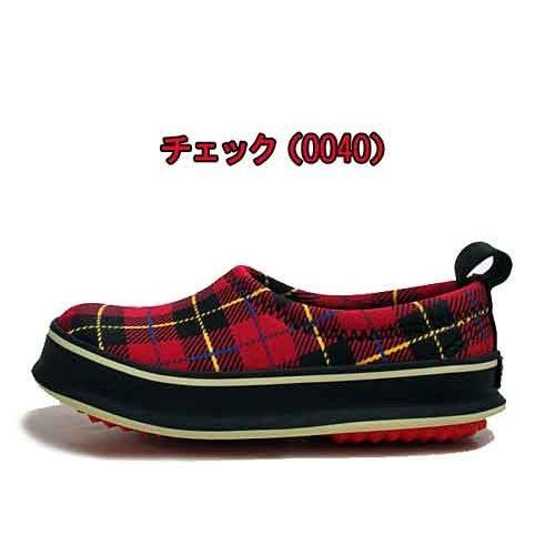 スキッポン Skippon スリッポン タータンチェック スニーカー キッズ 靴|nws|02
