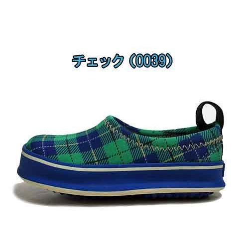 スキッポン Skippon スリッポン タータンチェック スニーカー キッズ 靴|nws|03