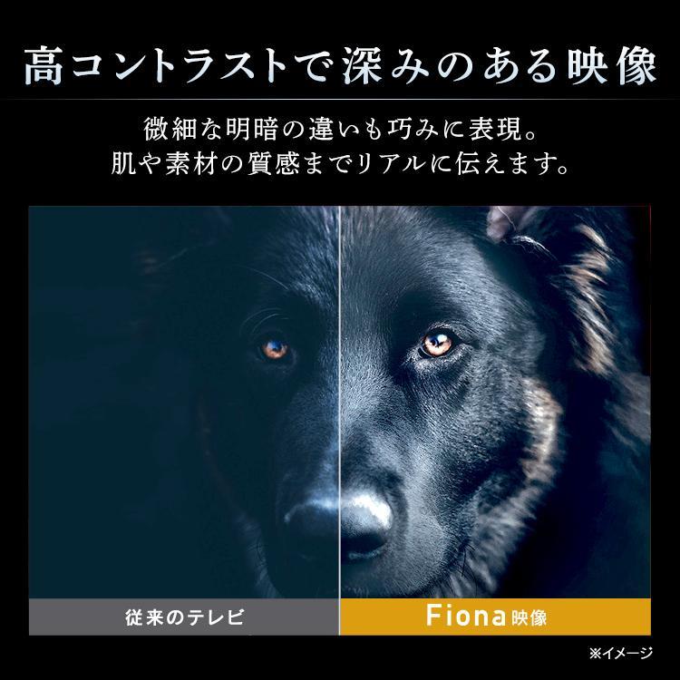テレビ 40型 液晶テレビ 新品 フルハイビジョン液晶テレビ 40インチ ブラック 40FB10P アイリスオーヤマ|nyanko|03
