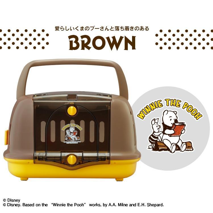 キャリーバッグ ペットキャリー ペットキャリーバッグ 猫 犬 キャリー ペットハウス ディズニー アイリスオーヤマ DP-HC480|nyanko|17