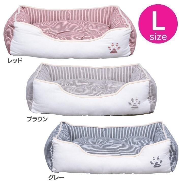 ペットベッド 猫ベッド 猫用ベッド Mサイズ ペットベッド 犬 猫 通年用角型 ペット 猫 犬 ベッド ハウス 犬ベッド 犬用ベッド|nyanko|02