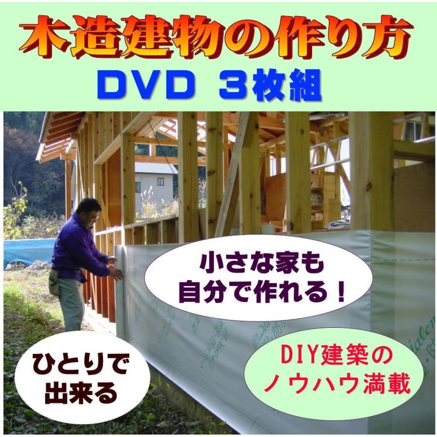 動画でわかる建物作りのDIY DVD3枚組 nyanmaru-kobo