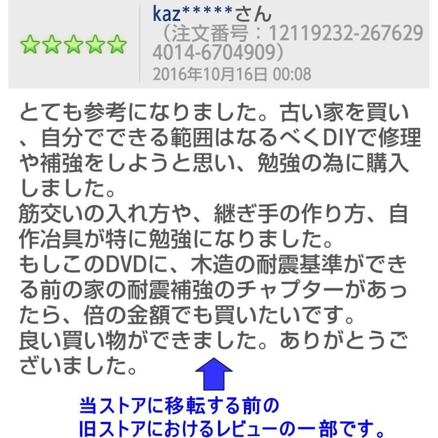 動画でわかる建物作りのDIY DVD3枚組 nyanmaru-kobo 14