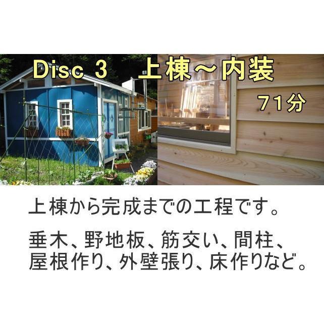 動画でわかる建物作りのDIY DVD3枚組 nyanmaru-kobo 05