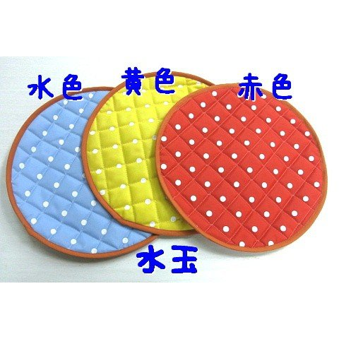 猫 ネコ ねこ キャット マット ベッド キルティング 丸型 円形 手作り ( 丸マット ナイロンキルト 大)|nyanpakusengen|02