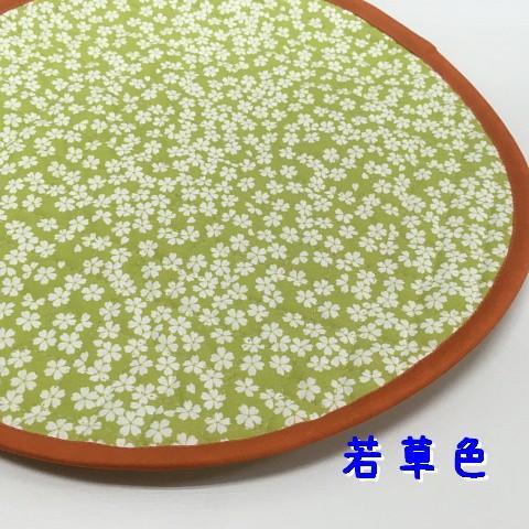 猫 ネコ ねこ キャット マット ベッド キルティング 丸型 円形 手作り ( 丸マット 小) nyanpakusengen 06