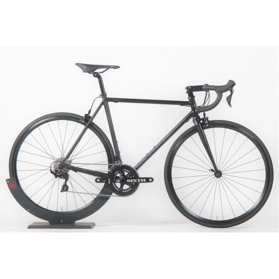 オープン記念 ロードバイク クロモリ シマノ製 22段変速 105 Rockbikes Envy Ph.2 105 Matte Black 軽量