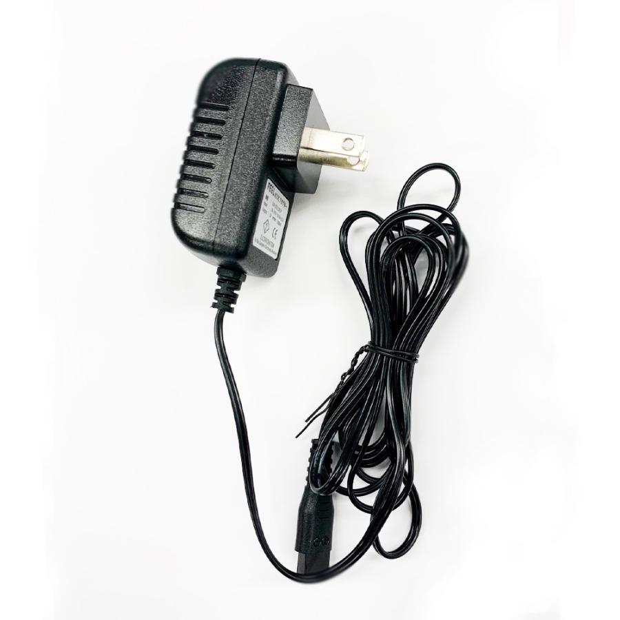 プロ用バリカン充電アダプター FEELトリマーゼロツー 用|nylonpink
