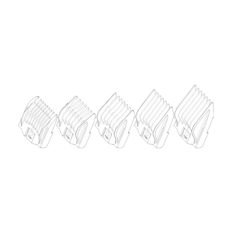 プロ用バリカン BTM N10 送料無料 簡単フェードカット 充電式/コードレス|nylonpink|06