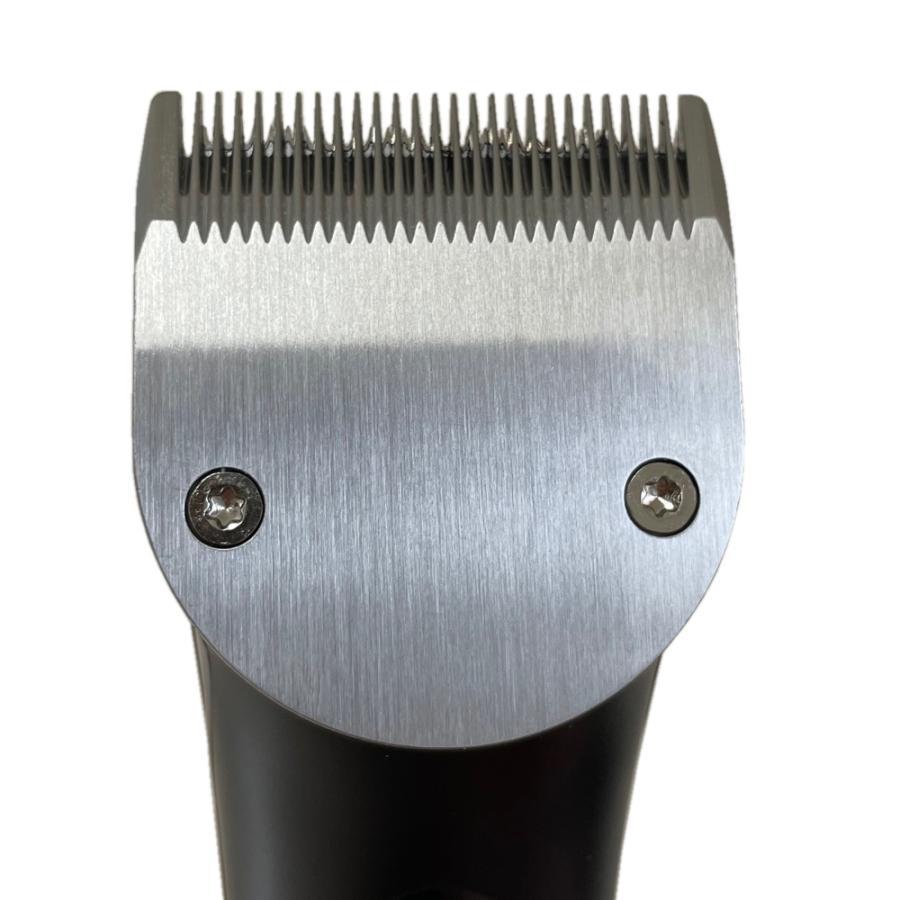 プロ用バリカン BTM N10 送料無料 簡単フェードカット 充電式/コードレス nylonpink 07