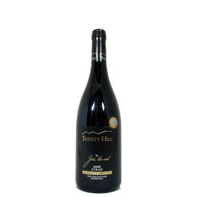 トリニティーヒル・ギムレットグラヴェルズ ホークスベイ シラー(ニュージーランド・赤ワイン)|nzwine