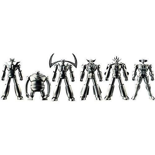 超合金の塊 ダイナミックキャラクターズ アソートBOX 約50~80m ダイキャスト製 完成品フィギュア