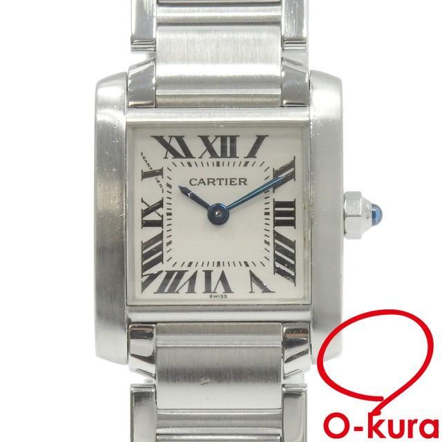 激安正規品 【値下げしました】  カルティエ 腕時計 タンクフランセーズ SM, 瑞穂町 394d2e56