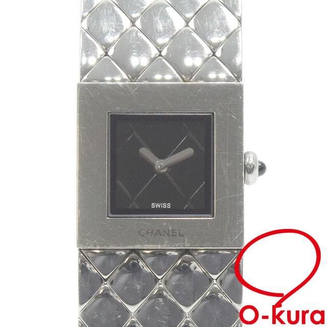 日本に シャネル 腕時計 腕時計 シャネル マトラッセ レディース レディース クォーツ, COUNTRY WOOD GARDEN:09da565e --- airmodconsu.dominiotemporario.com